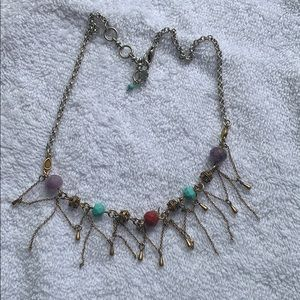 Lucky Brand necklace.